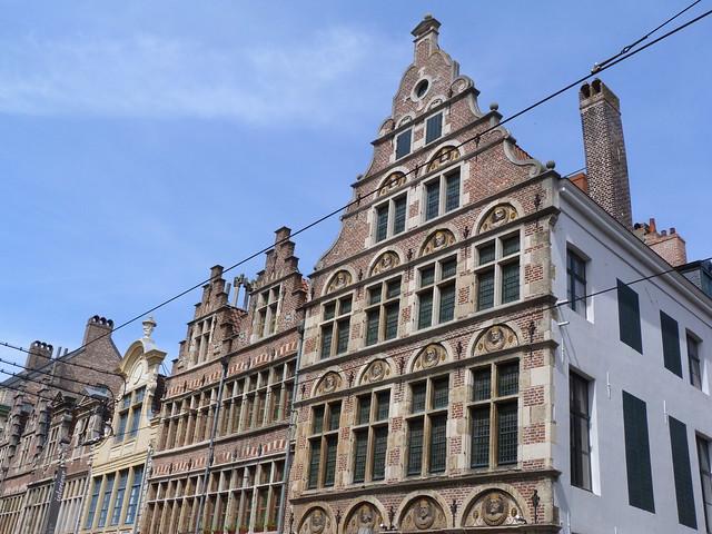 Edificios de Gante (Flandes, Bélgica)
