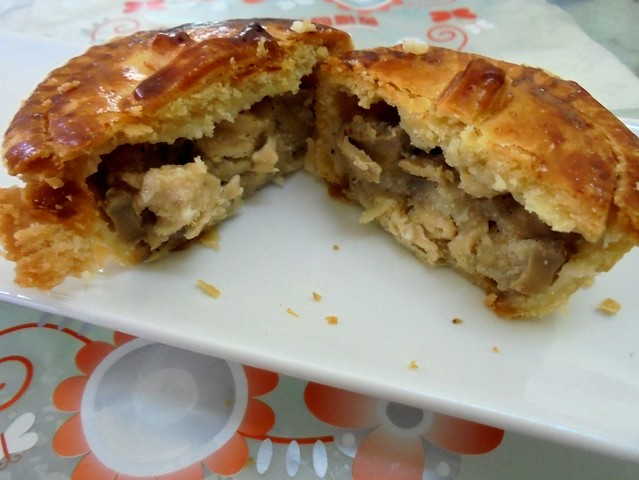 Bread Sense chicken pie