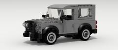 Land Rover Defender (IRL)