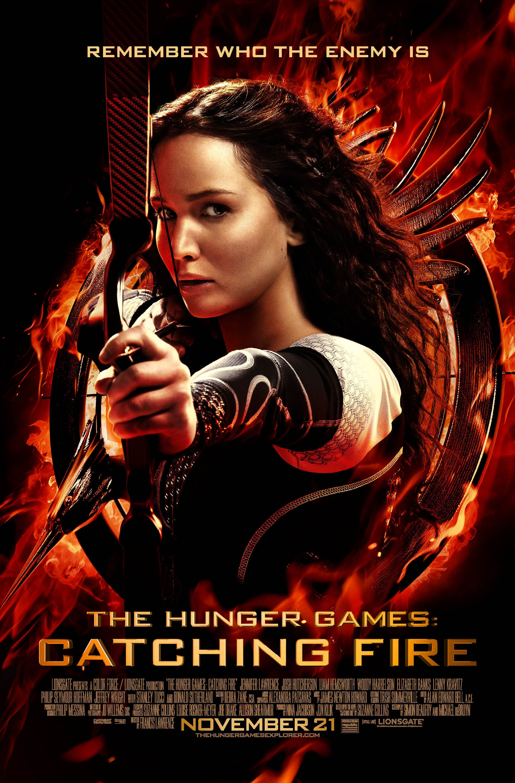 Đấu Trường Sinh Tử 2: Bắt Lửa - The Hunger Games: Catching Fire (2013)