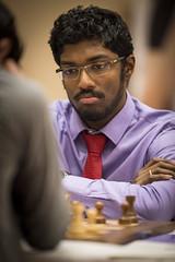 20161006_millionaire_chess_R1_9856 Adhiban Baskaran