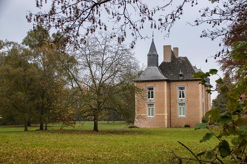 Schalkhoven, kasteel