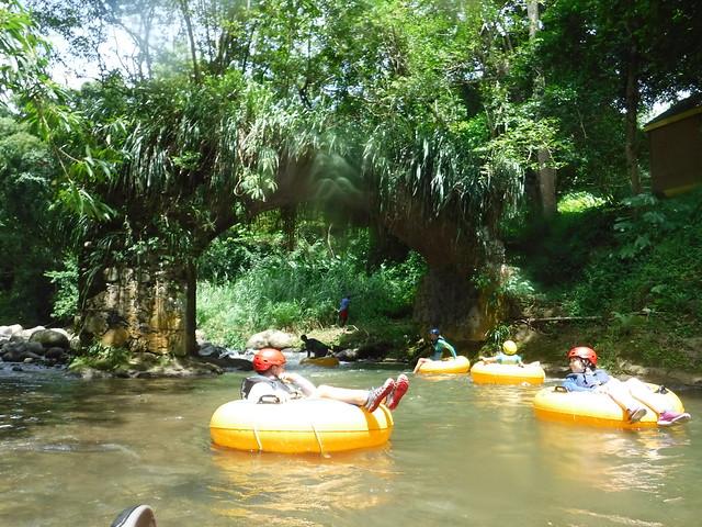 Grenada River Rafting