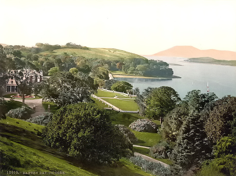 Bantry Bay. County Cork, Ireland