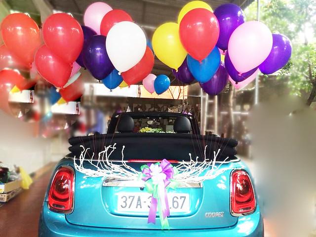 Xe hoa mui trần Mini mini Cooper tại Nghệ An Cửa Lò Tp Vinh
