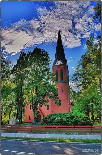 Ev. Johanneskirche zu Bernsdor/OL