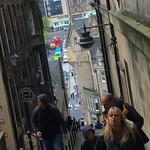 Up to Edinburgh University