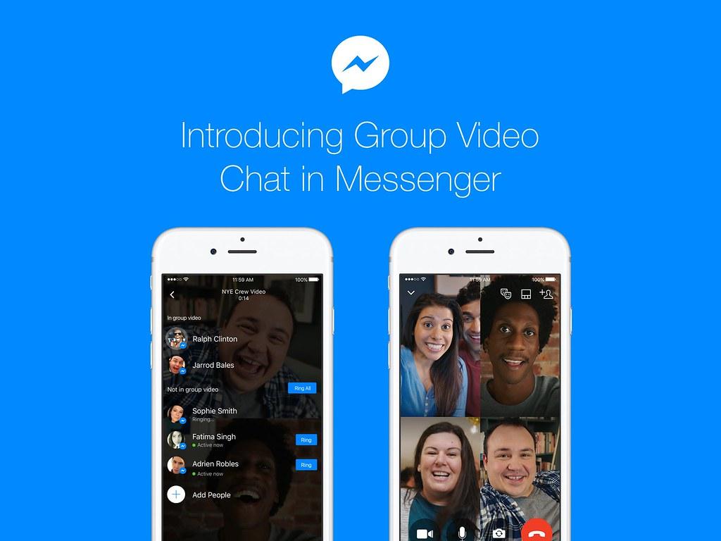 Messenger-videoChat