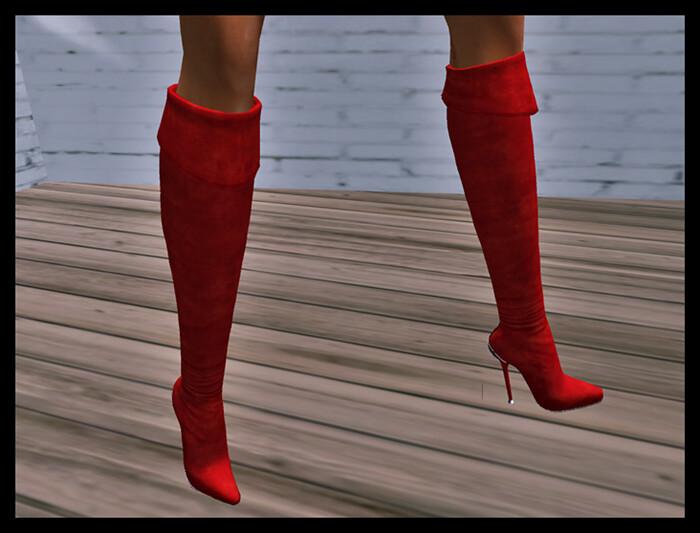 Look Vestido rojo cuadros+chaqueta_004