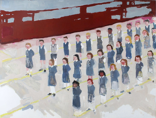 "Jennie Ottinger ""Rows and Rows of Children"""
