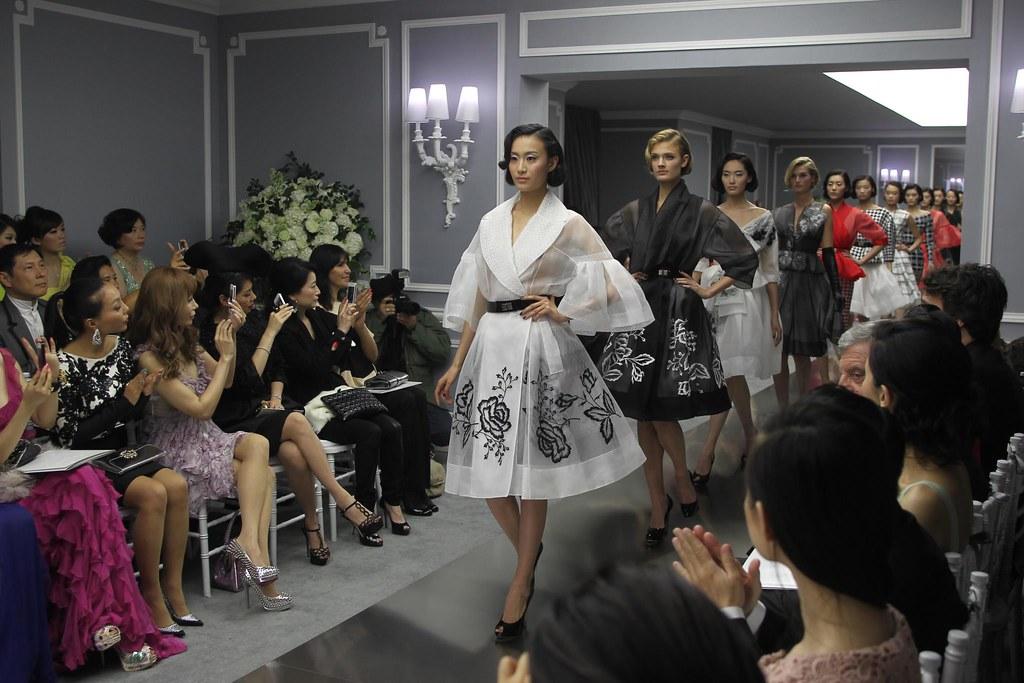 Maison Dior — Xangai — Spring/Summer 2012 Haute Couture