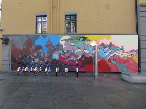 Mural by Will Barras