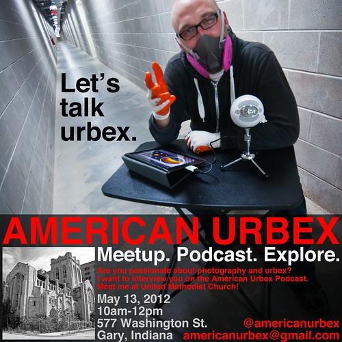 American Urbex Meetup