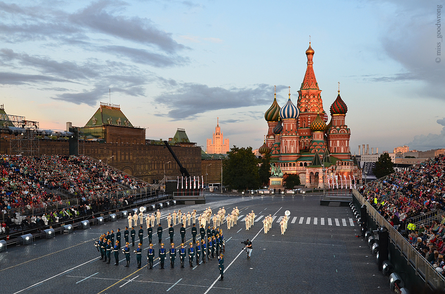Kremlin Military Tattoo 04