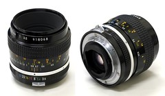 Nikon New Micro-Nikkor 55mm F3.5