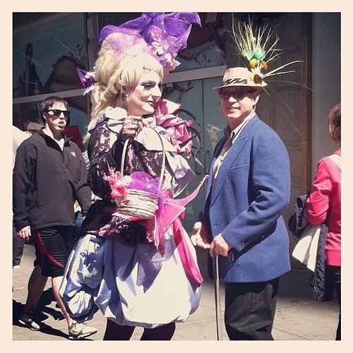#newyork #nyc #easterparade