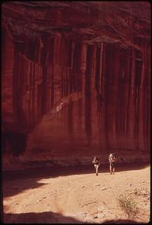 Harris Wash, Escalante Canyon, 05/1972.
