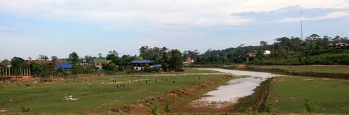 panorama asia asien laos khammouanprovinz