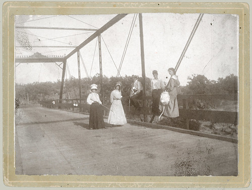 group on bridge