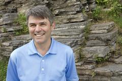 Michel Malo, professeur au Centre Eau Terre Environnement
