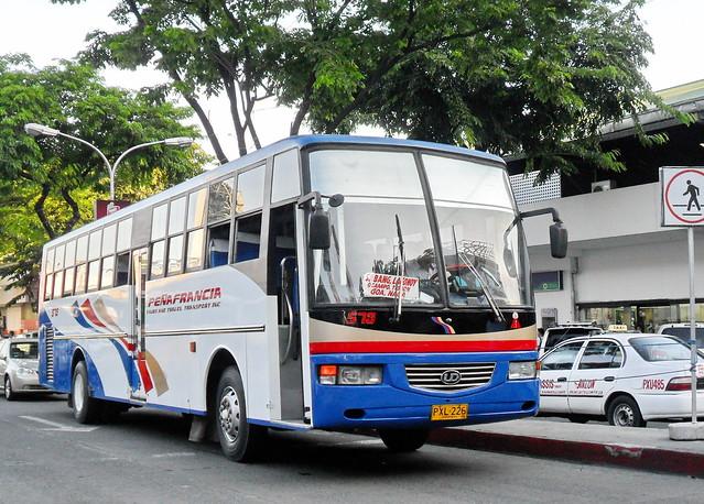 Peñafrancia Tours and Travel Transport
