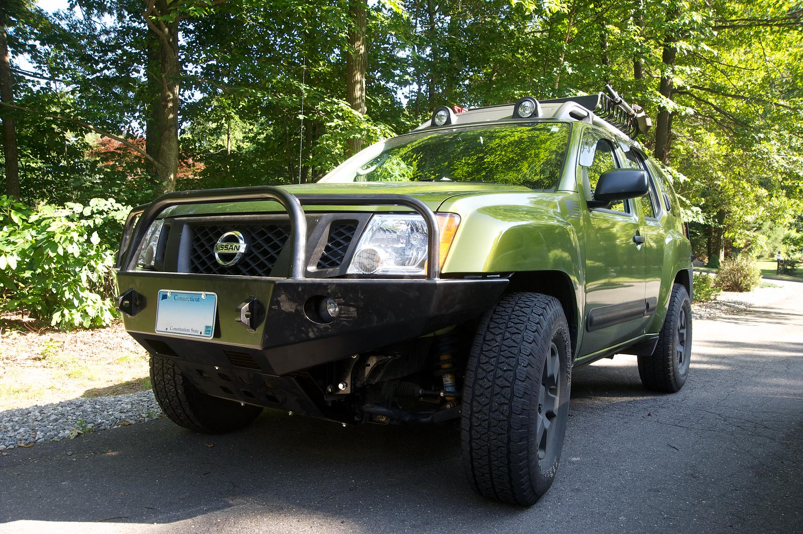 Cavedog21 S Metallic Green Overland Project Now T Swapped