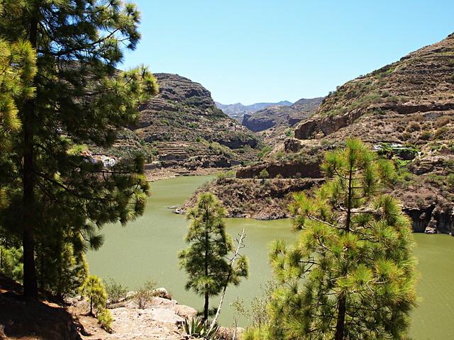 Presa de Los Pérez, Gran Canaria