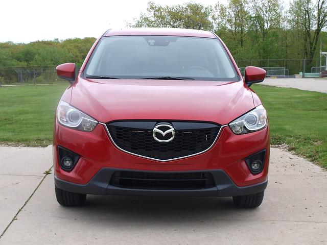 2014 Mazda CX-5 2.5 Grand Touring 5