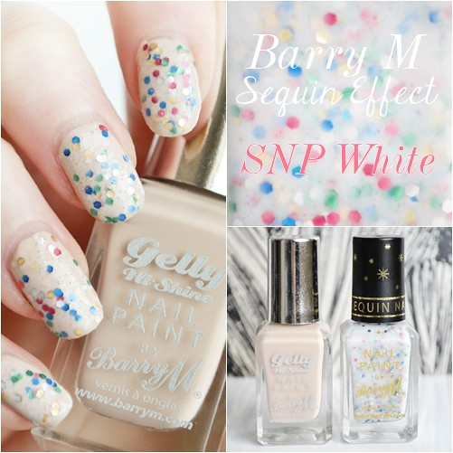 Barry_M_Sequin_nail_paint_white