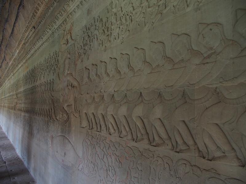Angkor Wat - 1st Corridor