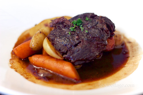 Beef Bourguignon at Restaurant ECHO