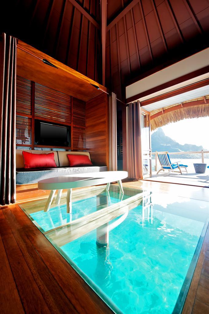 Le Meridien Bora Bora—Premium Over water Bungalow