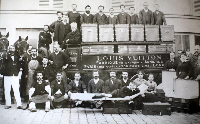 LOUIS VUITTON Maison de Famille + Ateliers (7)