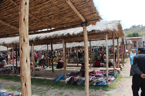 Chinchero Market, Peru 2013-05