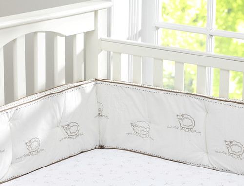 Pottery Barn Recalls Crib Bumpers