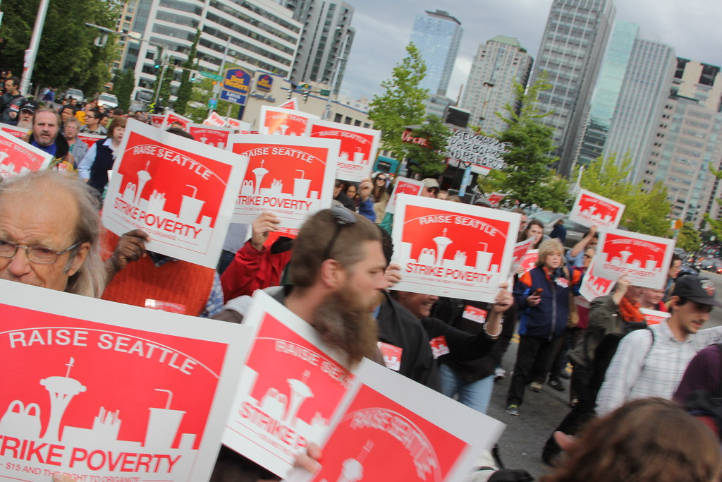 Seattle fast food workers spark a movement — Working ...