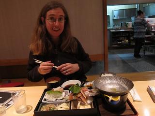 Excellent seafood to be had in Wakkanai, Hokkaido