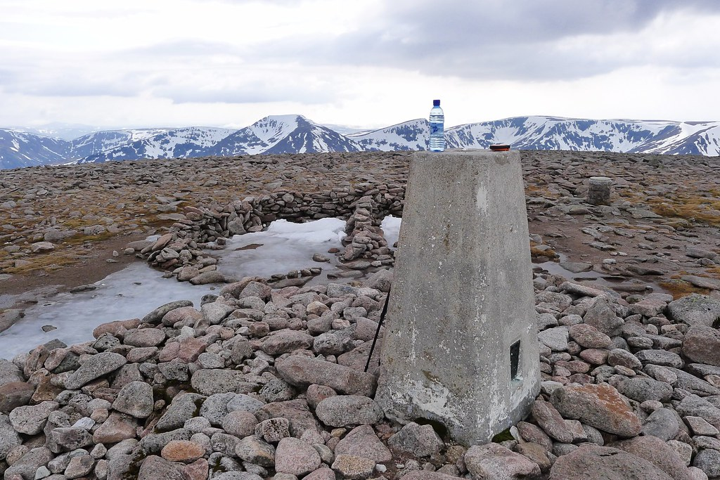 Macdui Trig Point