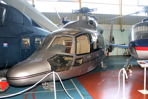 EC155 Mock-up