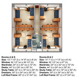 Dimensions Bragaw Suiteview