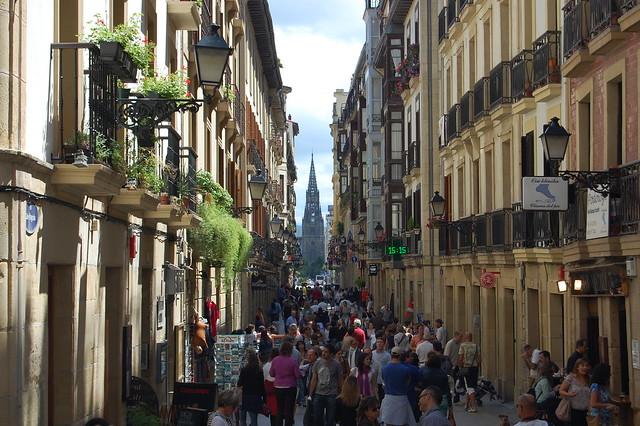 San Sebastián - Parte Vieja