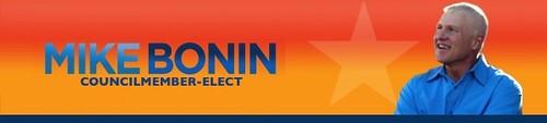 Councilman-Elect Bonin