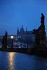 沉默的星期二 Silent Tuesday~ Czech Prague , Morning  of    Karlův most  (查理大橋 ) ~ by PS兔~兔兔兔~