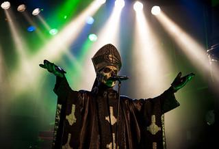 Ghost: Papa Emeritus