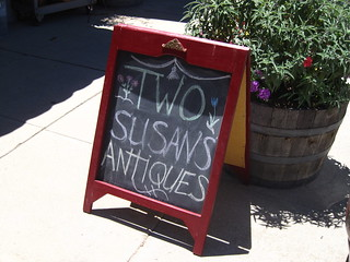 Two Susan's Antiques in Paso Robles