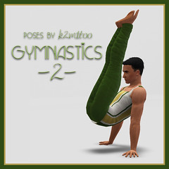 K2's Poses - Get Physical 9102578755_4872c4fdf6_m