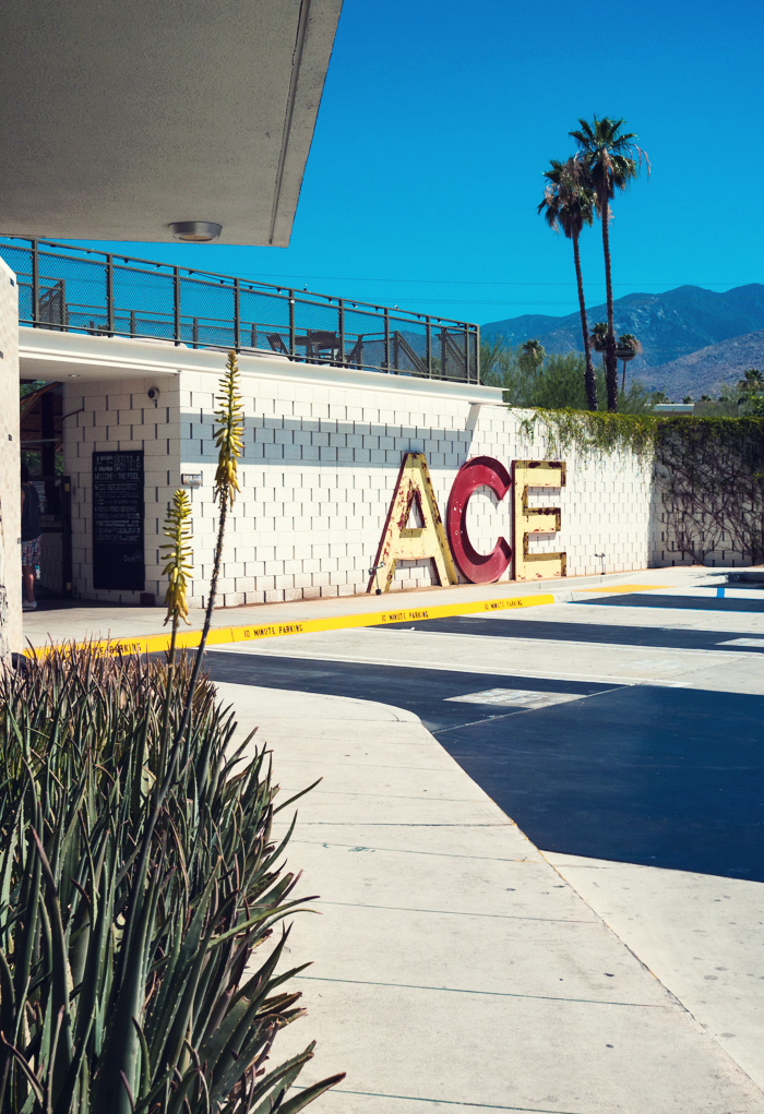Ace Hotel & Swim Club Front Yard