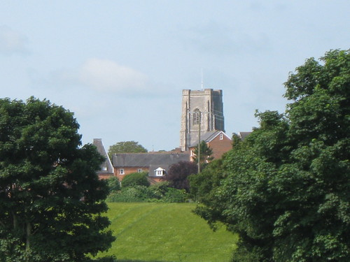 Lavenham morning