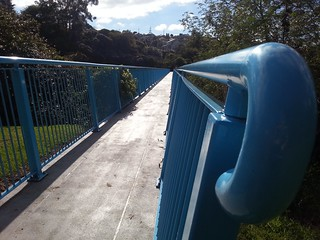 Massey to West Harbour footbridge