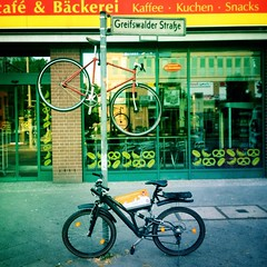 Berlin Bike Locking System